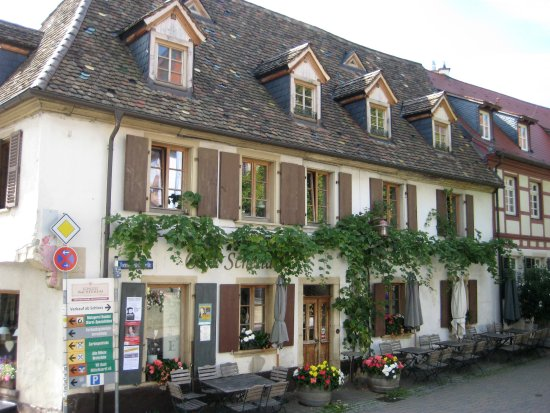 Bad Durkheim, Germany: Zentrum von Wachenheim