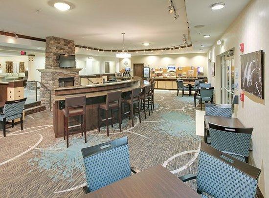 Monticello, أركنساس: Breakfast Area