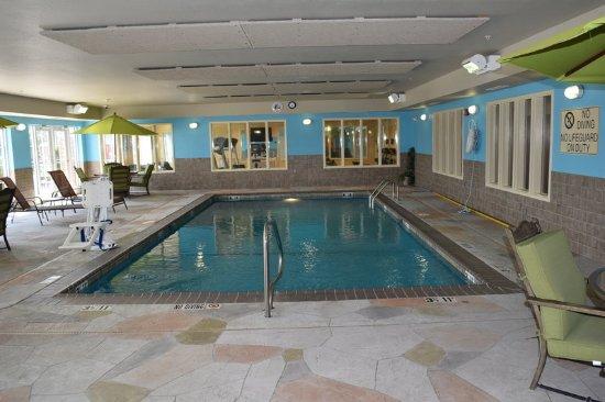 Sparta, IL: Hotel Feature