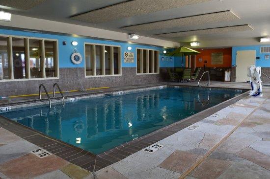 Sparta, IL: Swimming Pool