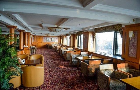 Hotel Hyundai: Sky Bar