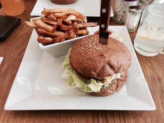 Good Organic Burgers Die Burgermacher Vienna Traveller Reviews