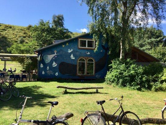 Anholt, Danmark: Idyllisch gelegen kro