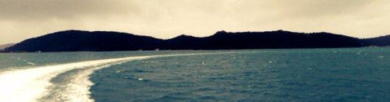 Paihia, Nouvelle-Zélande : Island hopping