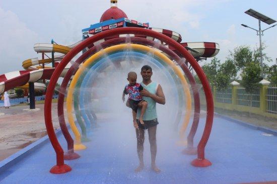 nilansh water park