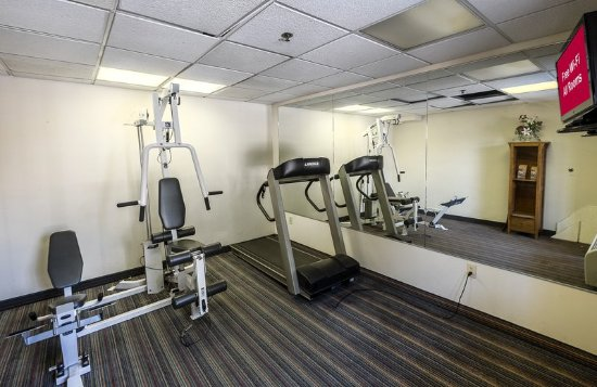 Red Roof Inn Lancaster: Fitness Facility