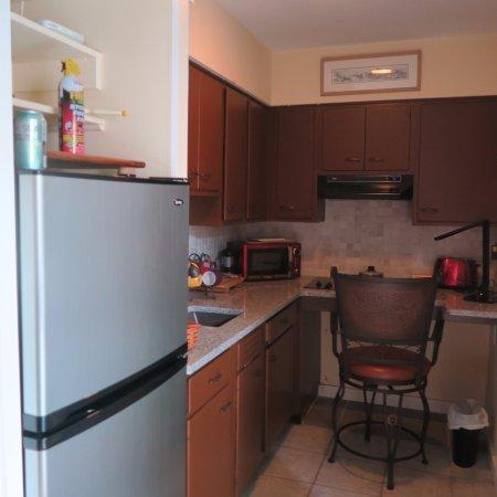 "Ann Arbor Bed & Breakfast: Kitchenette in ""Ocean View"""