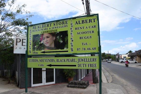 Albert Store