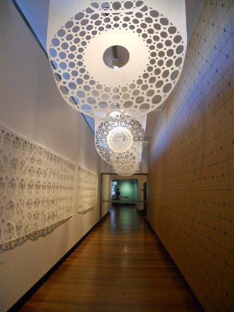 ブリスベン博物館 館内です picture of museum of brisbane brisbane