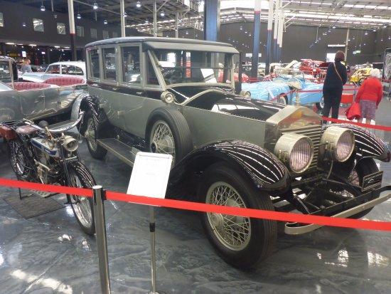 1924 Douglas Mc Rolls Royce Springfield Ghost Picture Of Gosford