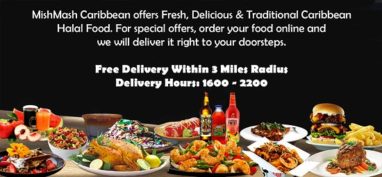 Mish Mash Caribbean Birmingham Menu Prices Restaurant Reviews Tripadvisor