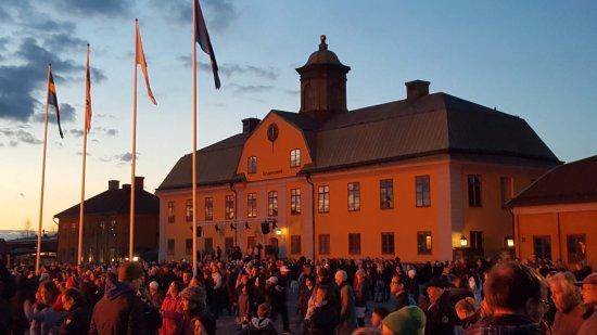 Falun, Swedia: Valborg 2017