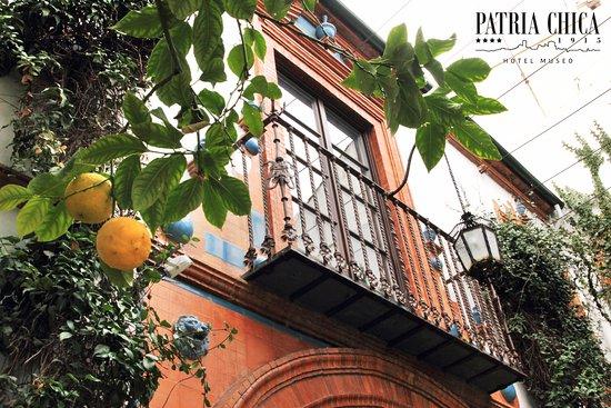 Hotel Museo Patria Chica