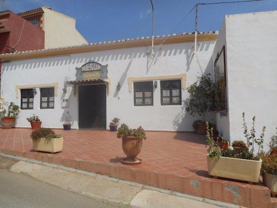 Sorbas, Spanien: maison voisine