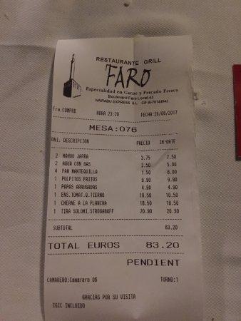Grill Faro Photo