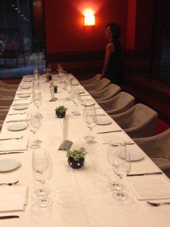 Restaurante Aizian : Comedor