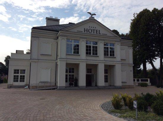 Ланцут, Польша: Hotel