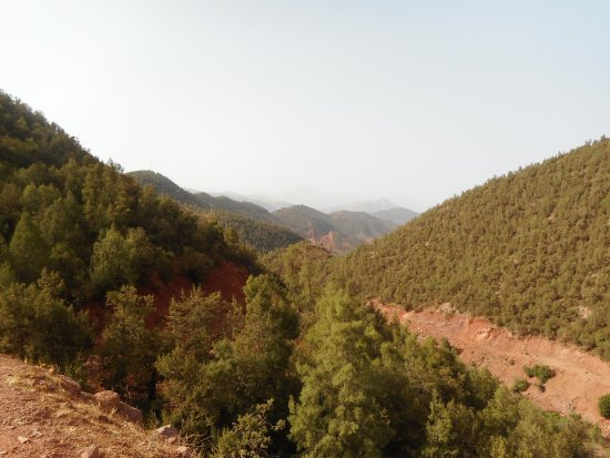 High Atlas Mountains: Atlas Mountains