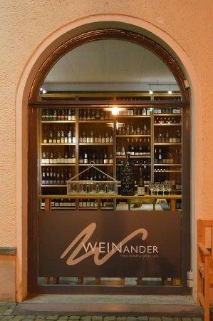 Neubrandenburg, Tyskland: Weinander