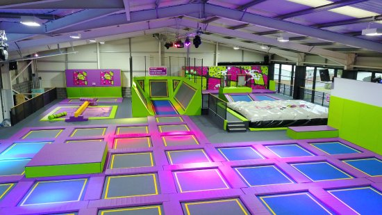 Jump One Trampoline Park Barnsley