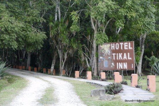 Hotel Tikal Inn: Hotel Tikal