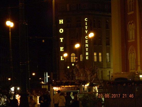 Hotel City Centre: vista esterna