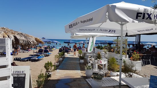Chaplins Beach Bar