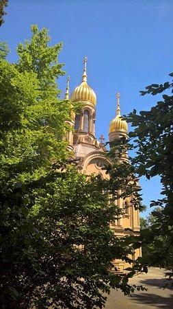 Russisch-Orthodoxe Kirche (auch : Griechische Kapelle): Купола