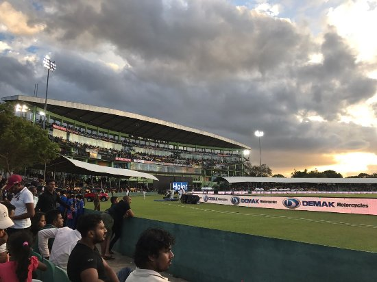 ‪Rangiri Dambulla International Stadium‬