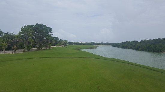 Playa Mujeres Golf Club: 20170826_144902_large.jpg