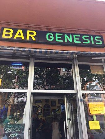 bar genesis zaragoza