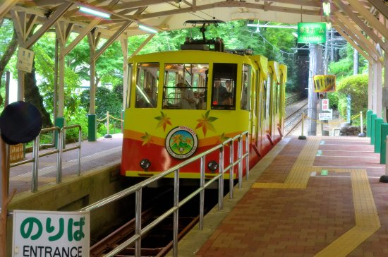 Mt. Takao Cable Car