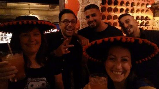 Aqui Tapas Bar: With the Aqui Tapas team