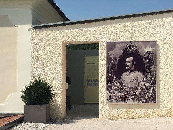 Mayerling, Austria: Teesalon