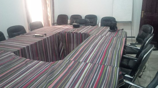 Hotel Massaley: Small Conference Room