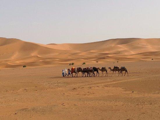 Ait Ben Haddou, Morocco: MERZOUGA