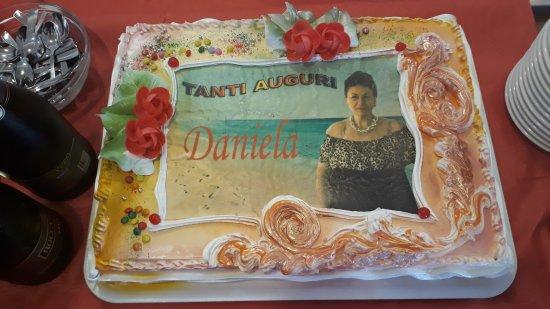 Hotel Belvedere: Buon compleanno a Daniela