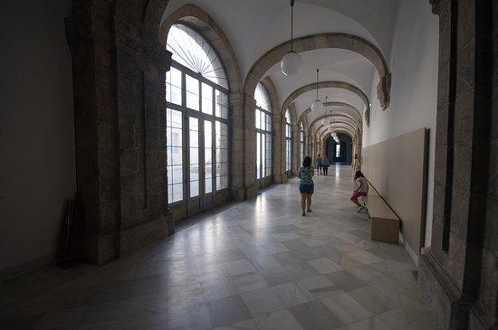 Santuario de Loyola: Dependencias del Santuario