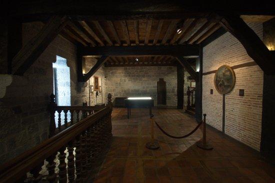 Santuario de Loyola: Dependencias de la casa natal de San Ignacio de Loyola
