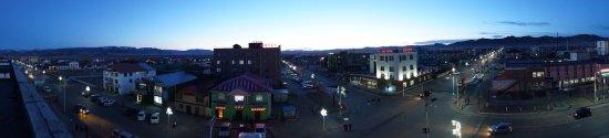 50 100 Hotel & Restaurant: city view