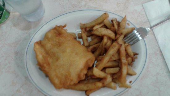Golden Crisp Fish & chips
