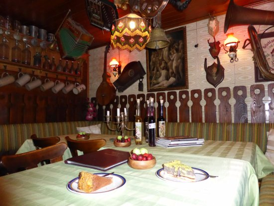 Spiegelau, Niemcy: Im Cafe Wenzel