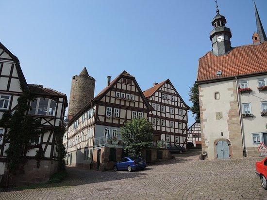 Schlitz, Germany: A 100 metri dall'Hotel