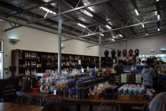 West Swan, Australia: Inside the building