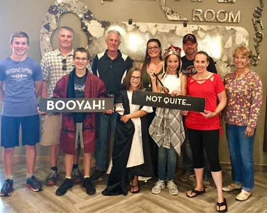 Fishers Indiana Escape Room