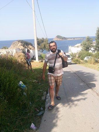 Jijel Province, Argelia: Me leaving El Aouana port