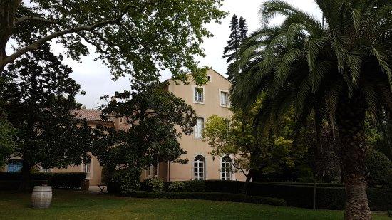 Villeseque-des-Corbieres, Франция: Château Haut-Gléon