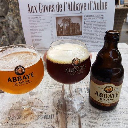 Les Caves de l'Abbaye d'Aulne : IMG_20170820_192220_206_large.jpg