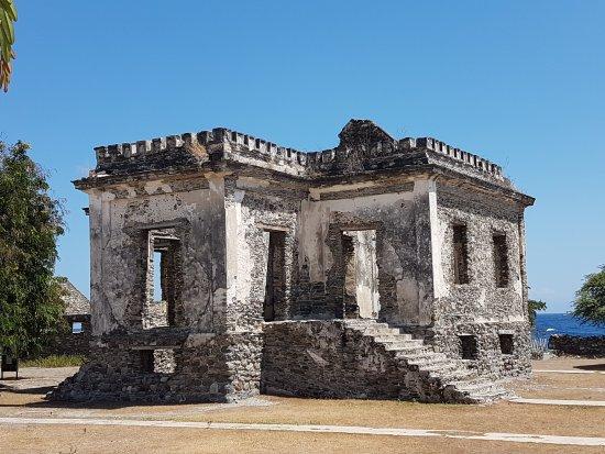 Liquica, Ανατολικό Τιμόρ: Old Ai Pelo Prison