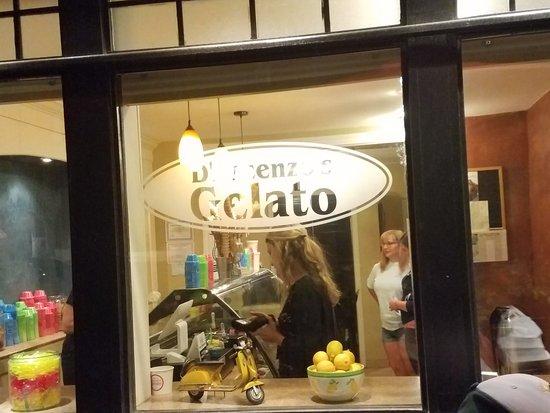 D'Ascenzo's Gelato Artisan Gelato: Name of the location